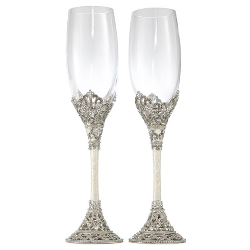 Olivia Riegel  Celebration Flute Set of 2 - 7 oz. $195.00
