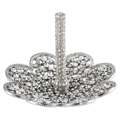 $125.00 Silver Princess Ring Holder