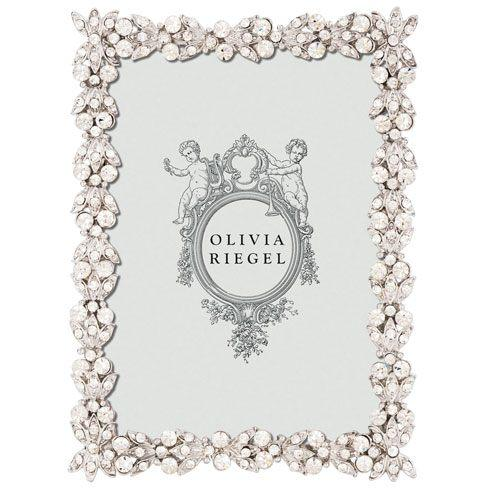 "$75.00 Crystal Victoria 2.5"" x 3.5"" Frame"