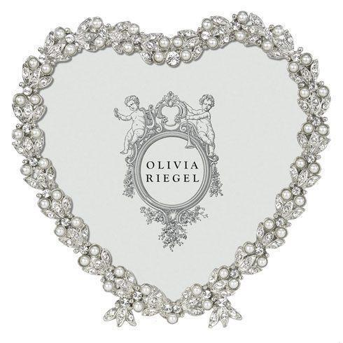 "$55.00 Contessa Heart 3.5"" Frame"