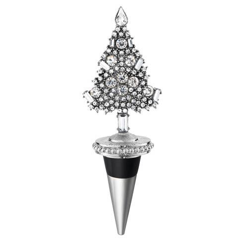 $75.00 Crystal Tree Bottle Stopper