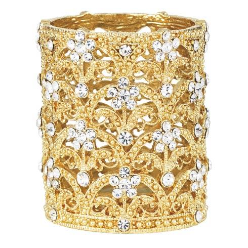 $80.00 Gold Tealight Holder