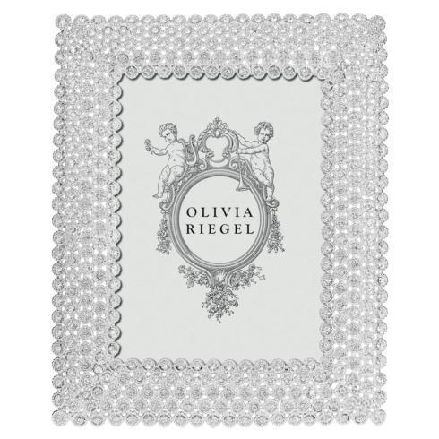 "$200.00 Silver Alexis 5"" x 7"" Frame"