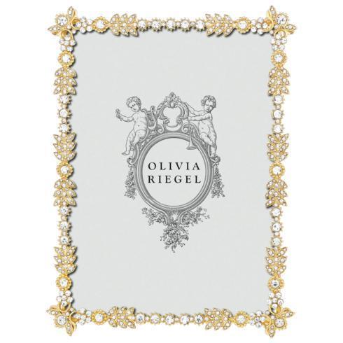 """$165.00 Gold Duchess 5"""" x 7"""" Frame"""