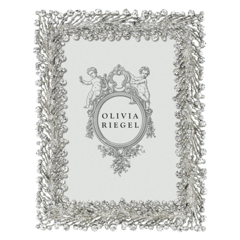 "$325.00 Twinkles 5"" x 7"" Frame with Decorative Metal Back"