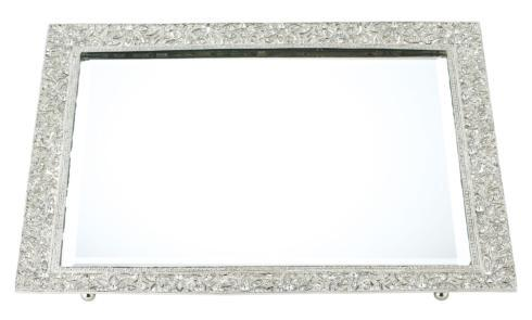$275 Windsor Beveled Mirror Tray