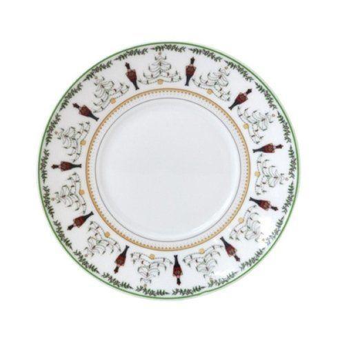 Bernardaud   Grenadiers Salad Plate, 8.5, D $54.00