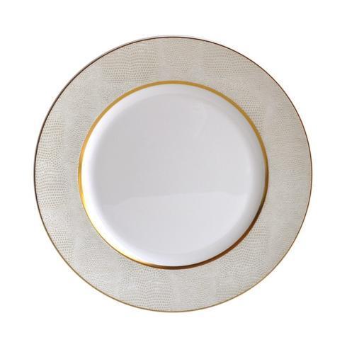 Bernardaud  Sauvage Blanc Salad Plate $48.00