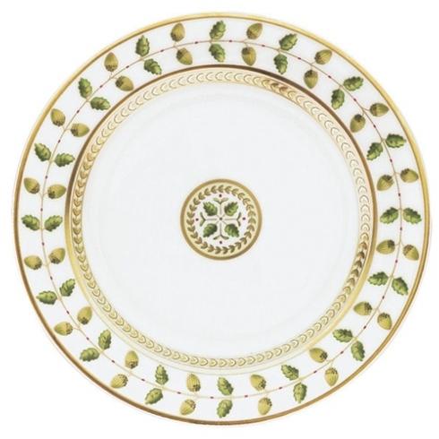 $110.00 Bernardaud Constance Green Salad Plate