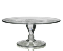 $257.00 Country Classic Cake Stand-Plain