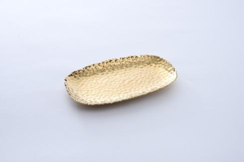Pampa Bay  Golden Millenium Small Serving Platter $25.00