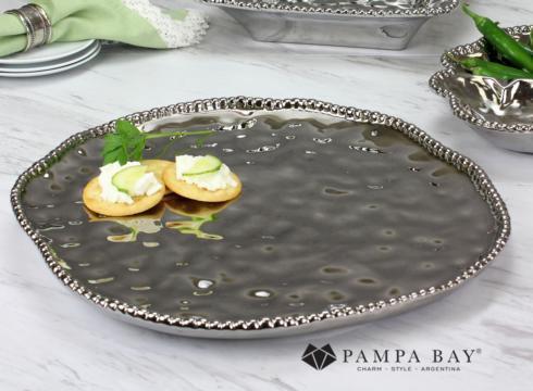 Pampa Bay  Verona Large Serving Platter $62.50
