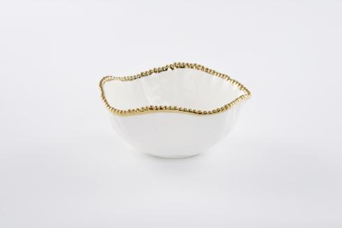 Pampa Bay  Golden Salerno Large Salad Bowl $62.50