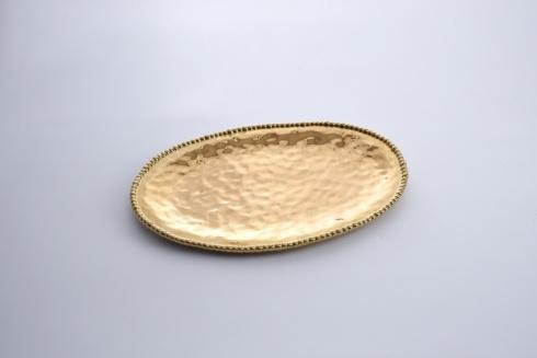 Pampa Bay  Monaco Large Oval Platter $75.00