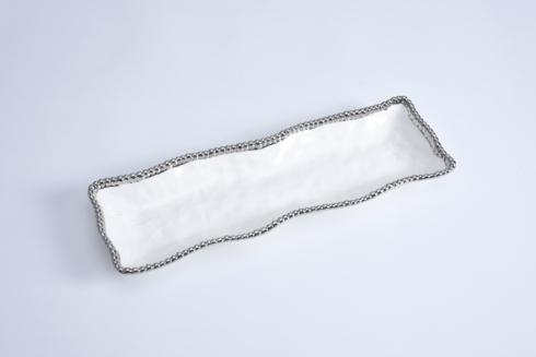 Pampa Bay  Salerno Rectangle Serving Piece $50.00