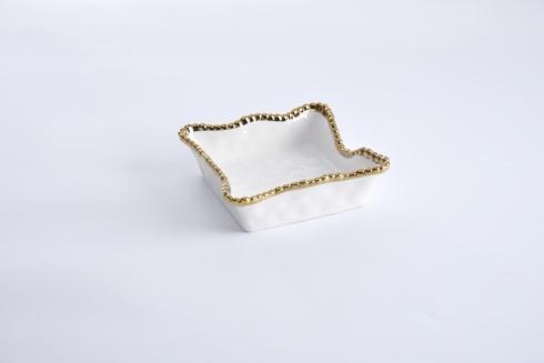 Pampa Bay  Golden Salerno Cocktail Napkin Holder $25.00
