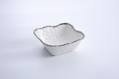 Pampa Bay  Salerno Medium Square Snack Bowl $43.75