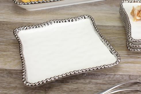 Pampa Bay  Salerno Square Appetizer/Dessert Plate $16.25