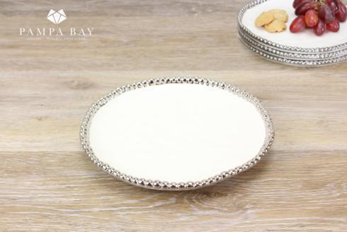 $16.25 Round Appetizer/Dessert Plate