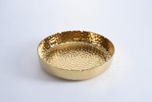 Pampa Bay  Golden Millenium Extra Large Shallow Bowl $120.00