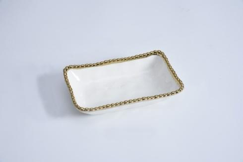 Pampa Bay  Golden Salerno Rectangular Dish $15.00