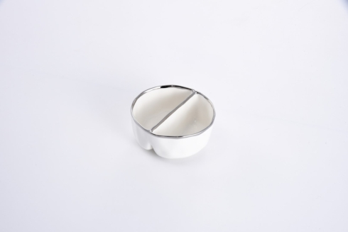 $20.00 Small 2 Section Serving Piece