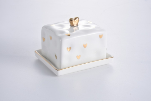 $25.00 Covered Butter Dish