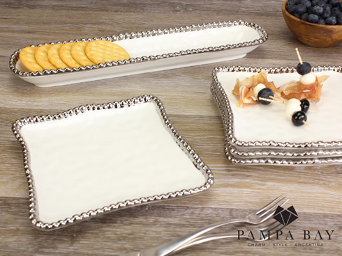 Pampa Bay  Salerno Cracker Tray $18.75
