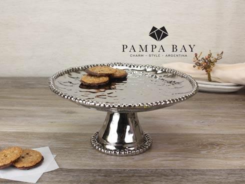 Pampa Bay  Verona Round Cake Stand $75.00