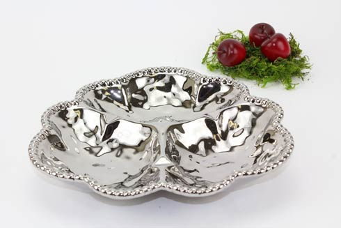 Pampa Bay  Verona 3 Section Serving Dish $37.50