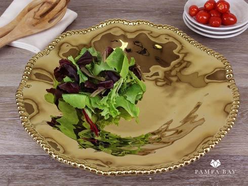 Pampa Bay  Monaco Large Round Platter $62.50