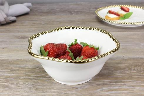 Pampa Bay  Golden Salerno Medium Bowl $21.25