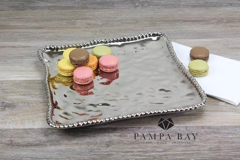 Pampa Bay  Verona Square Serving Platter $37.50