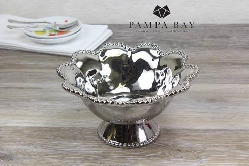 Pampa Bay  Verona Footed Bowl $37.50