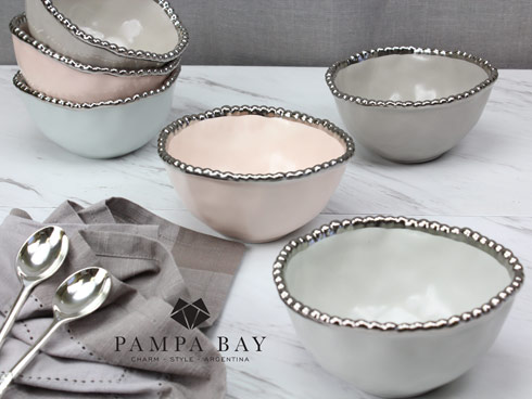$16.25 Small Bowl - Gray Mist