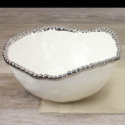 Pampa Bay  Salerno Medium Salad Bowl $45.00