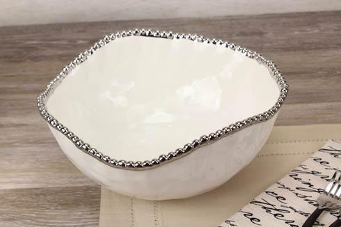Pampa Bay  Salerno Large Salad Bowl $62.50