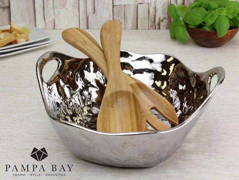 Pampa Bay  Let's Entertain Basket Bowl Set $87.50