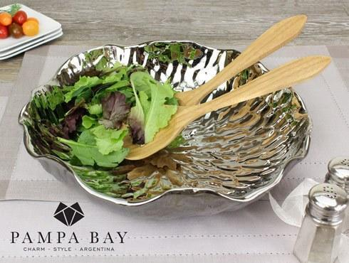 $100.00 Large Salad Bowl Set