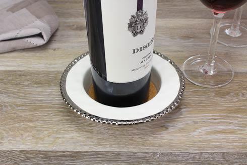 Pampa Bay  Salerno Wine Bottle Coaster $21.25
