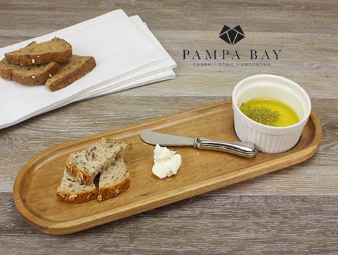 Pampa Bay  Let's Entertain Entertaining Wood Board Set-3Pc. $37.50