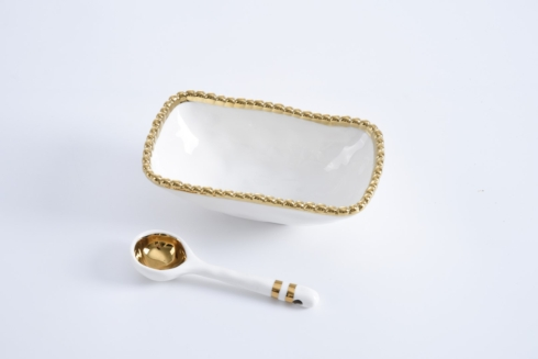 Pampa Bay  Get Gifty The Golden Beaded Set $37.50