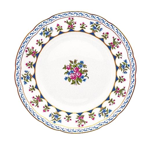 $122.00 Salad Plates  sc 1 st  Peter Danford - Bridge & Bernardaud Chateau Briand Blue products