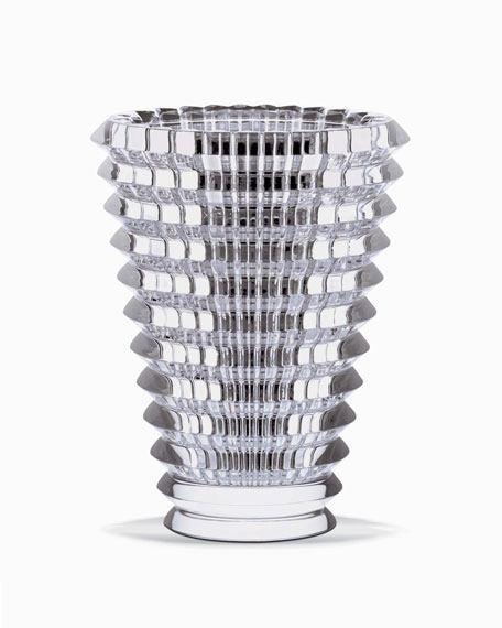 Baccarat   Small Eye Vase $440.00