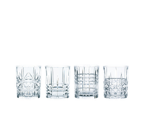 Set of Four Crystal Tumblers collection with 1 products