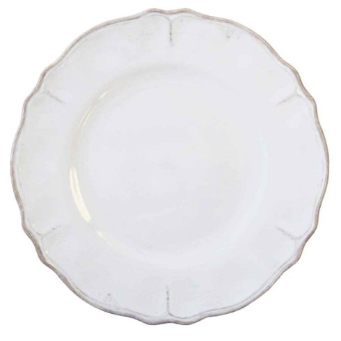 Rustica Antique White Dinner Plate collection with 1 products