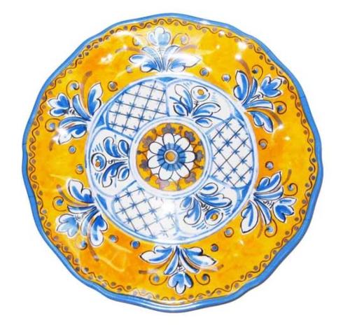 $16.50 Benidorm Dinner Plate  sc 1 st  Polka-Dot Penguin & Le Cadeaux ~ Dinnerware ~ Benidorm Blue Dinner Plate Price $16.50 ...