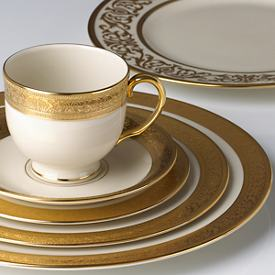 $440.00 Lenox Westchester Five Piece Place Setting
