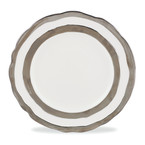 $95.00 Como Silver Dinner Plate