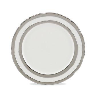 $80.00 Como Platinum Salad Plate